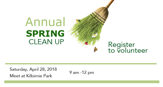 Annual Spring Community Cleanup