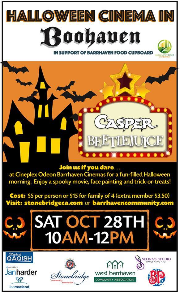 Halloween Cinema in Boohaven