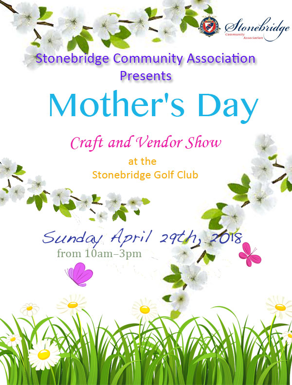 Mother's Day Craft & Vendor Show