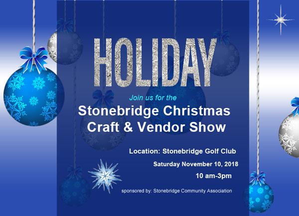 Christmas Craft and Vendor Show