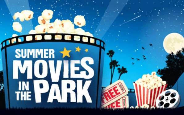 Movie in the Park – August 17/18